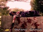 jill die - game Over -