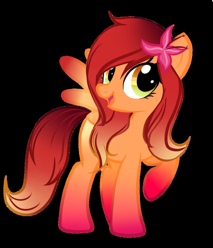 Картинки пони создай свою пони с необычными причёсками