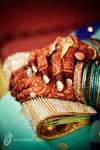 Hands with Heena by fahadee