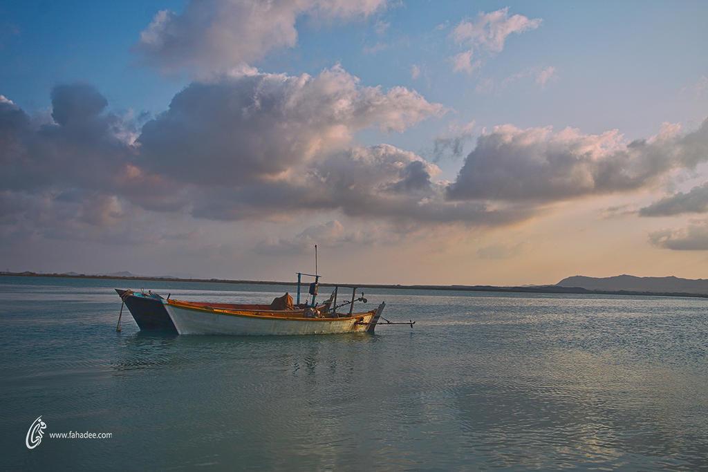 A Morning at the Beach by fahadee