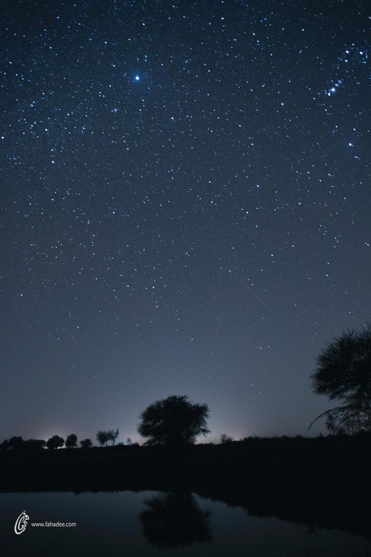 Million Stars by fahadee