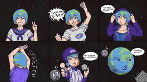 Space Oddity (Earth-Chan)