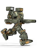 Unseen Warhammer variant by StephenHuda