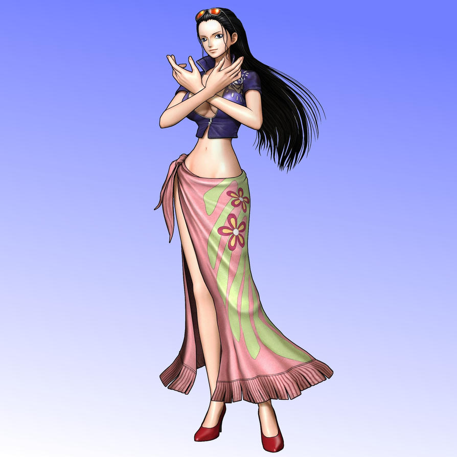 Nico robin 3d monster hentai galleries