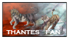 Thantes Fan Stamp by X-TIGRA