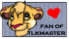 Tlkmaster Stamp by X-TIGRA