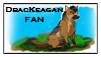 DracKeagan Stamp by X-TIGRA