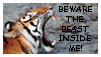 Beast inside by X-TIGRA