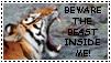 Beast inside by X-TIGRA