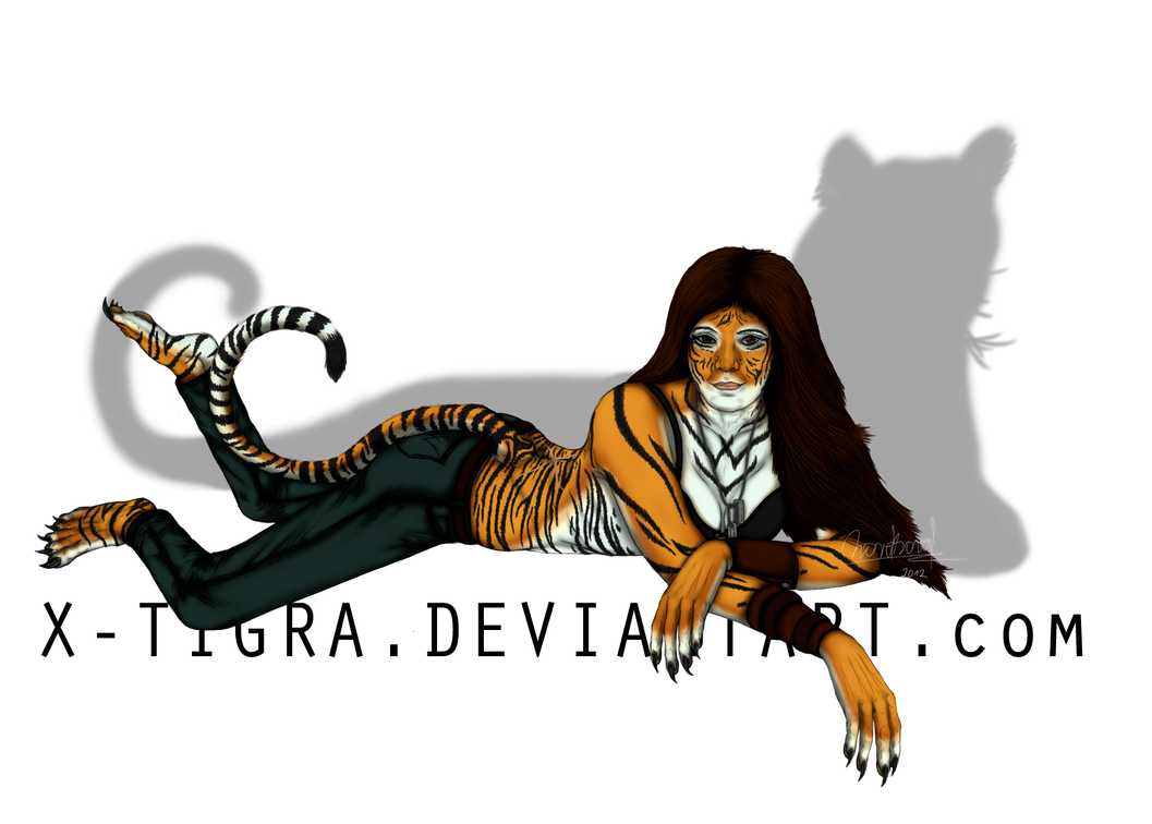 You know she's a little bit dangerous by X-TIGRA