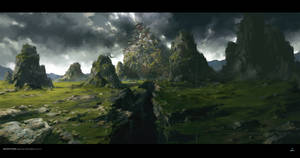 mountain city by yangqi917
