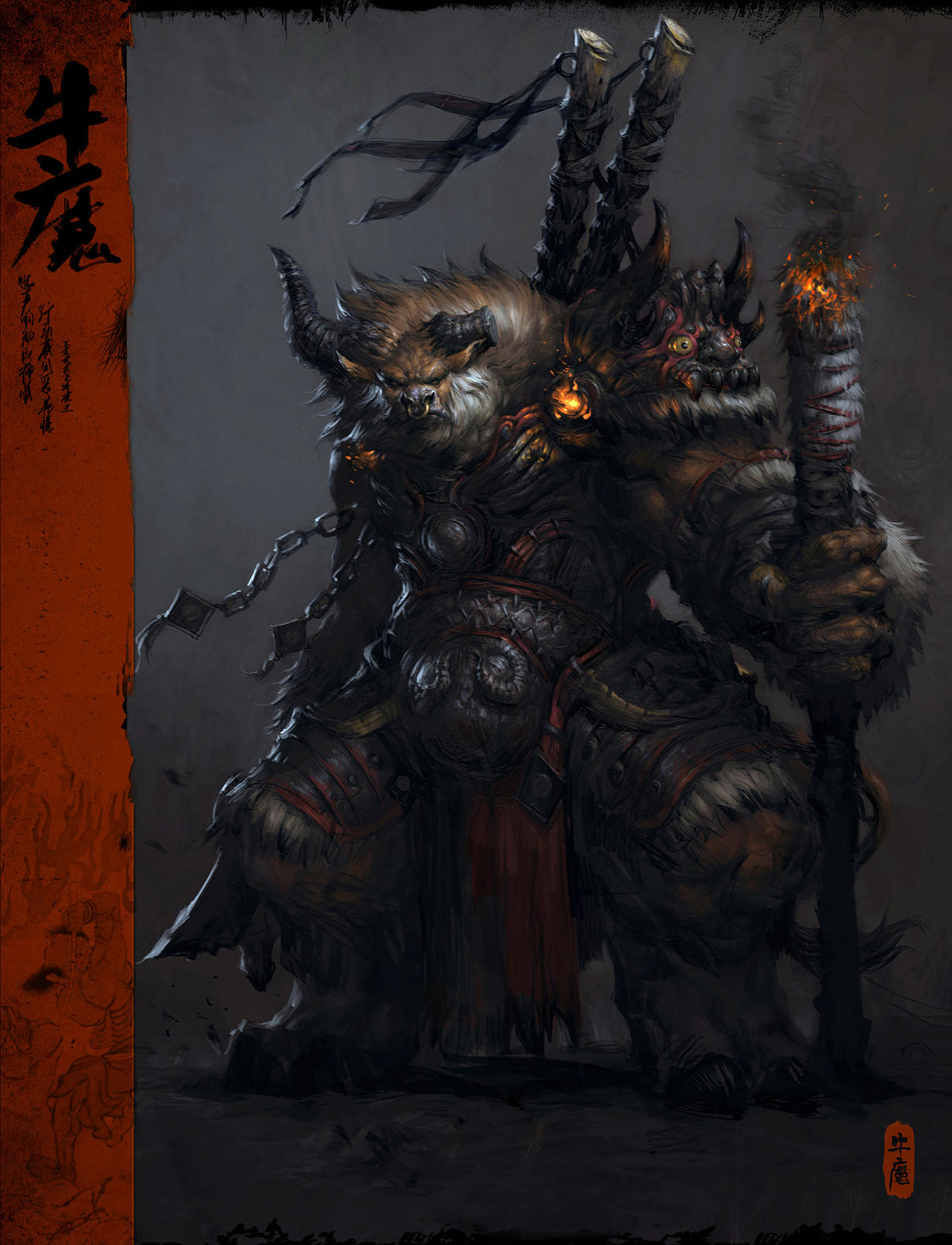bull devil demon of - photo #10