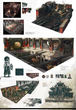 Scene design