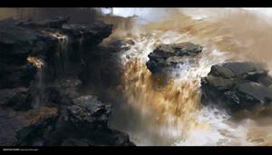 Liu Sha River by yangqi917