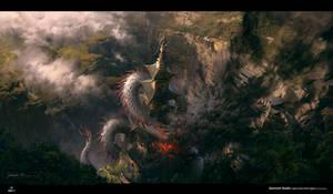 Scene design by yangqi917
