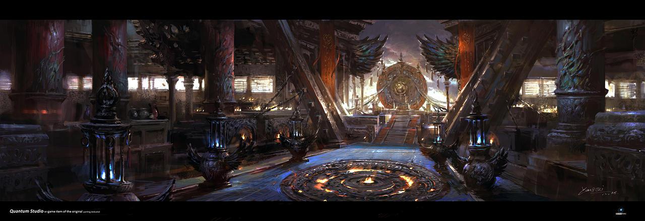 Palace by yangqi917