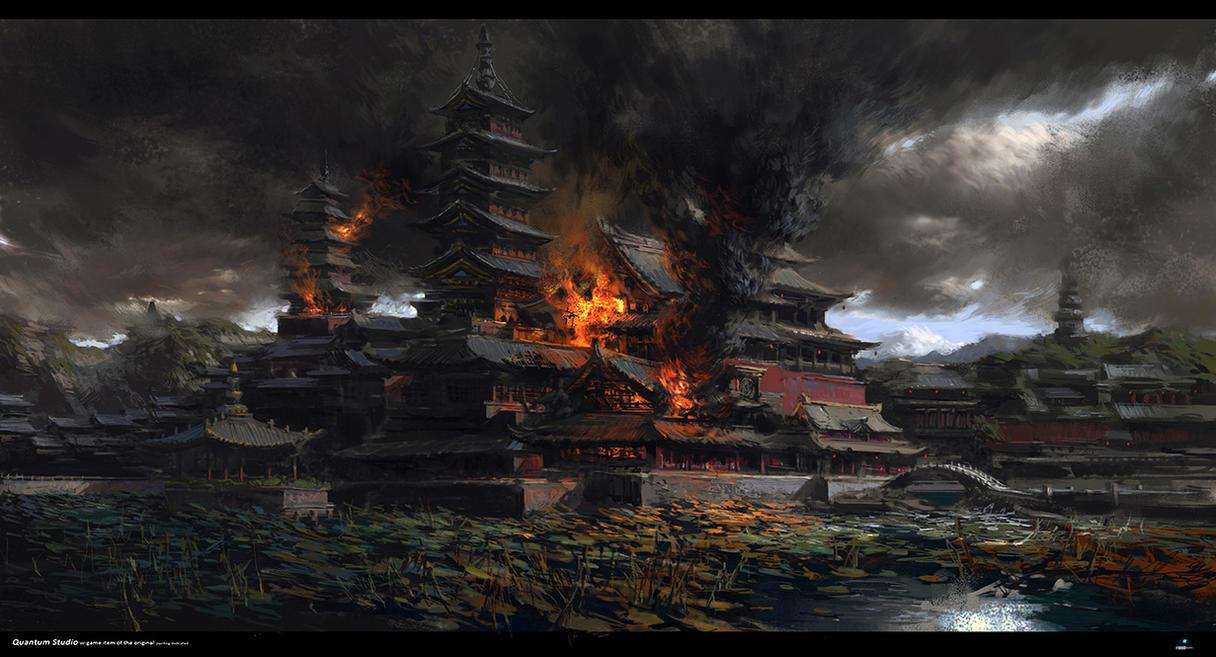 Luoyang by yangqi917