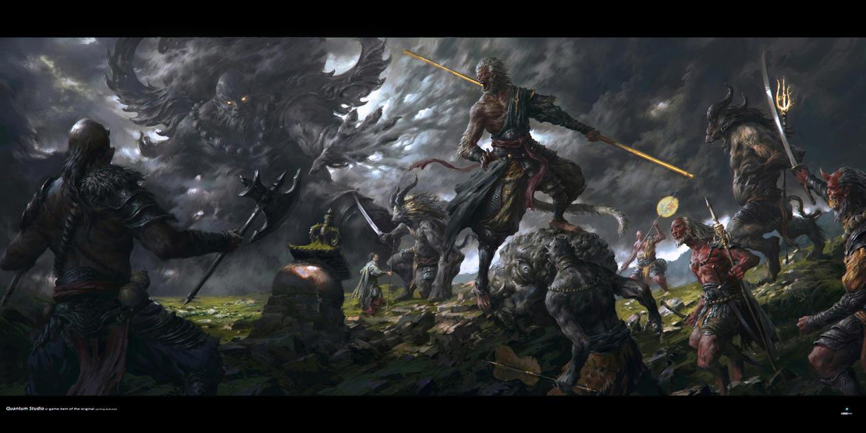 war by yangqi917