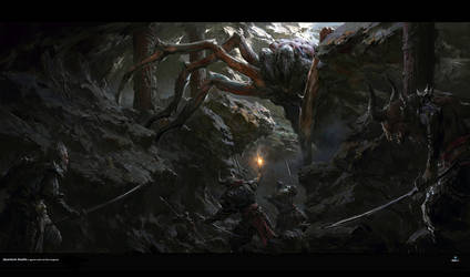 Spider hole by yangqi917