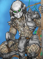 Predator Color Final by ChargedGraphite