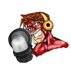 Captain Comics - Comickickstarter.com LOGO