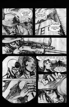 meet the spy, side story noir