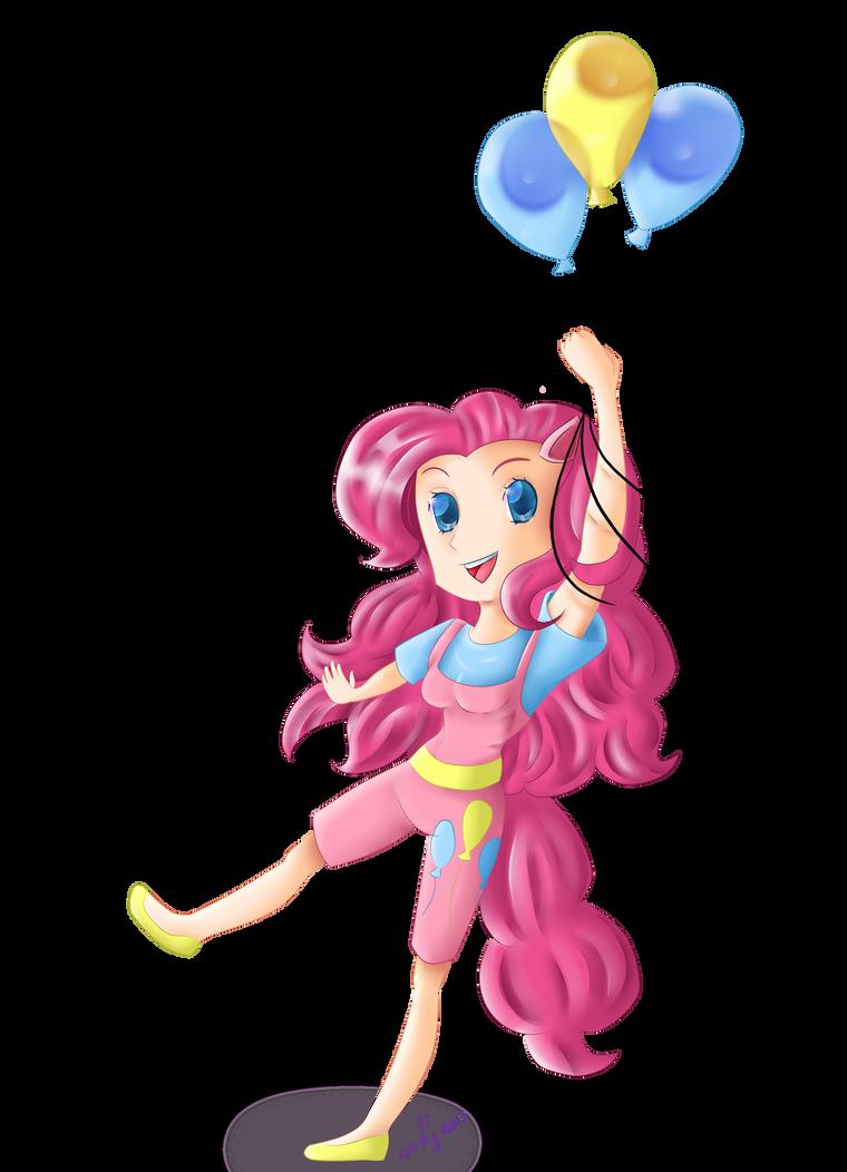 ~Print~ Pinkie Pie by DesuPurpalHoodie