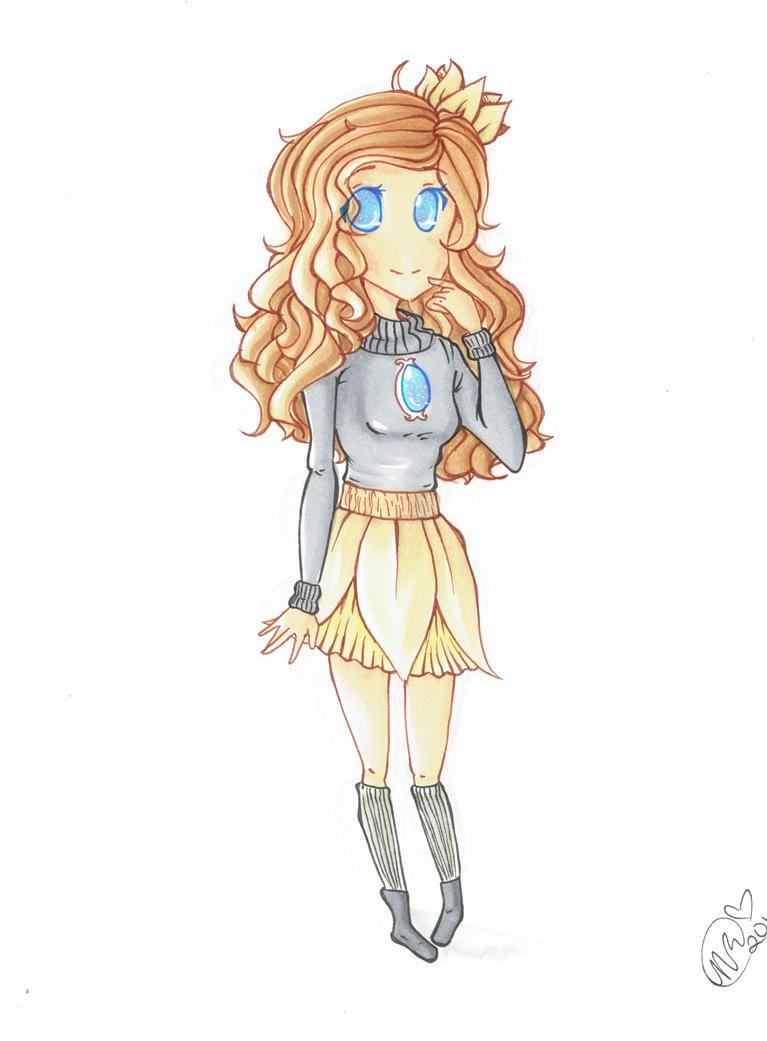 ~R1~ Alice the Seedrian by DesuPurpalHoodie