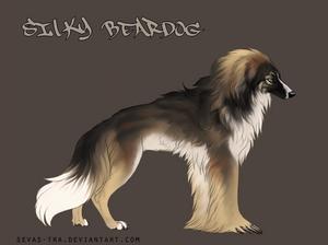 Silky Beardog #79 by markedwolf