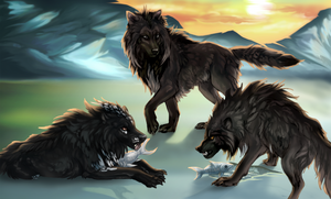 Take what's mine by markedwolf