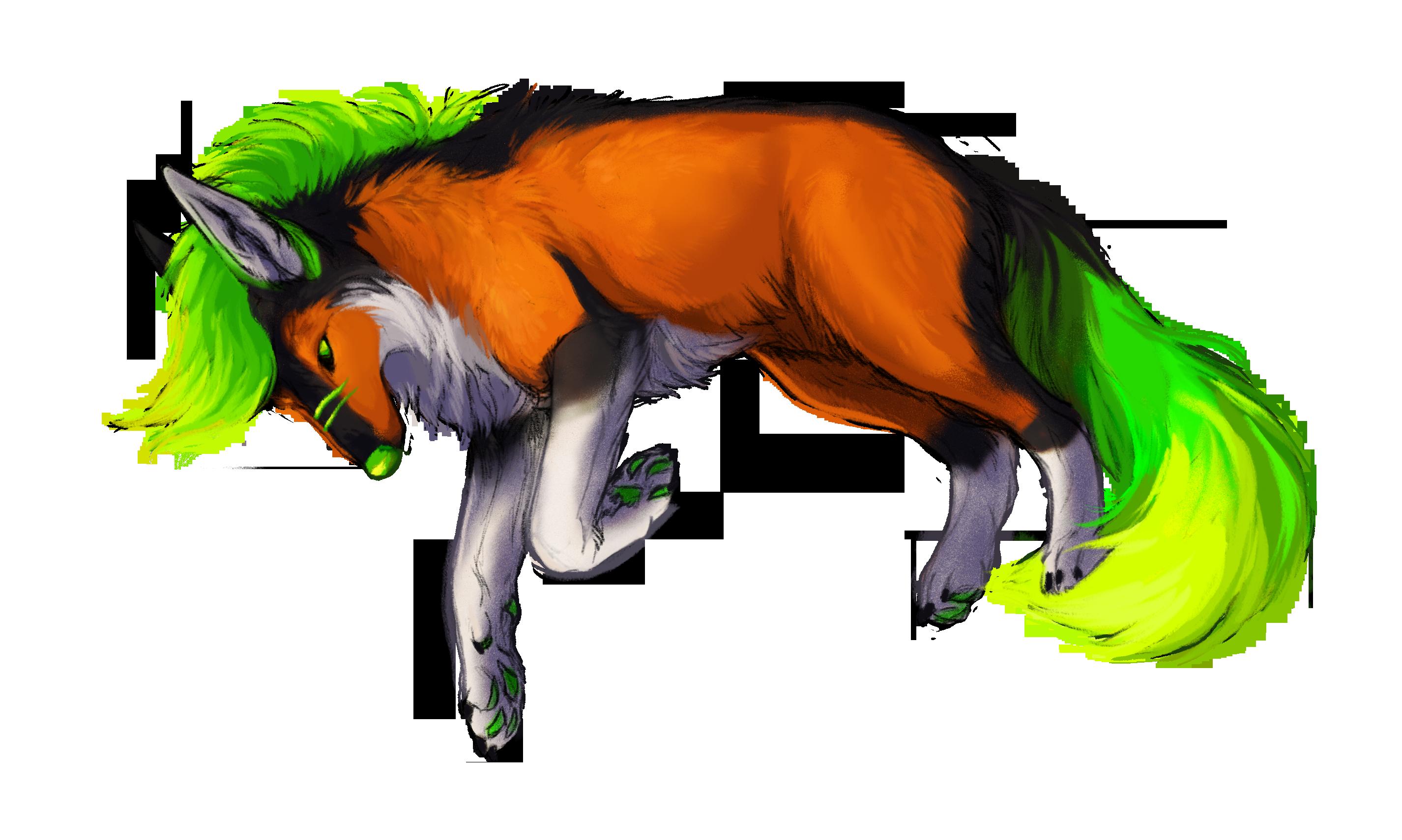 Toxico by markedwolf