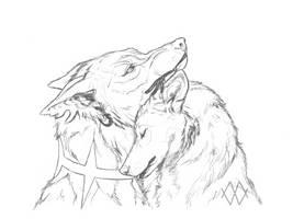 Rest by markedwolf