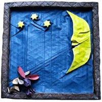 Lullaby - Origami by mitanei