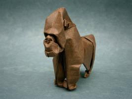 Gorilla - Origami