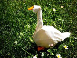 Goose - Origami