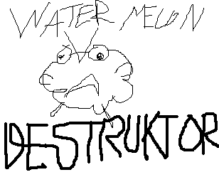 Water Melon Destruktor by tjg92