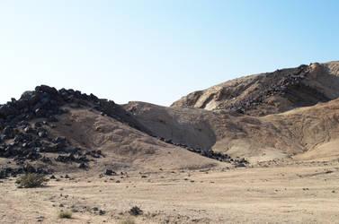 magnetic dunes