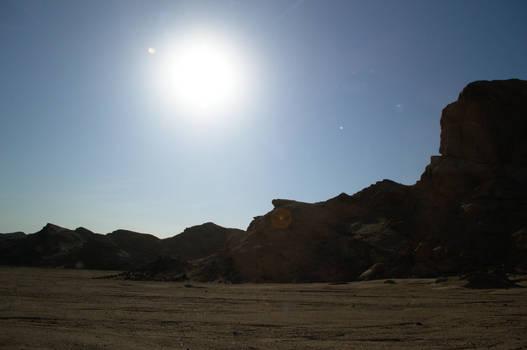 namibian sunset 2
