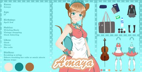 Fruity Bells: Amaya by Mazoga