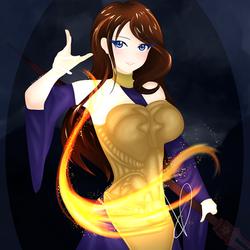 Female Hawke by Mazoga