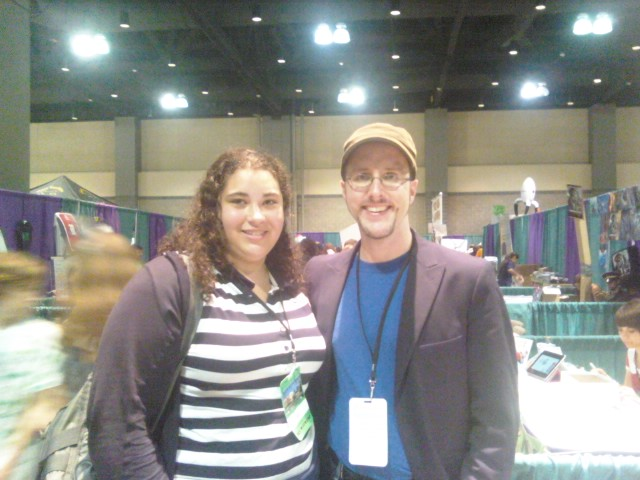 foto de Me and Doug Walker aka freakin NOSTALGIA CRITIC by