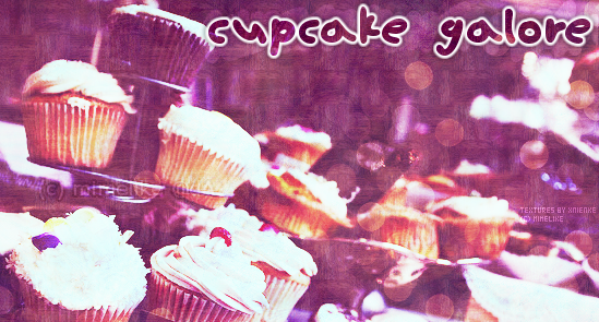 CupcakeGalore by mimelike