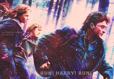 run.harry.run. by mimelike