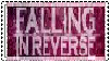 Falling In Reverse Stamp by BurningRomance