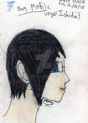 Uryu Ishida by Itink13