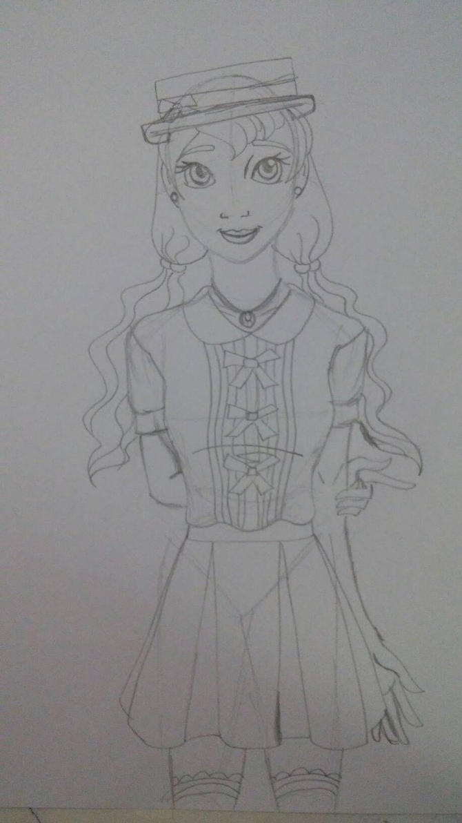 WIP cute outfit by Bella-Who-1