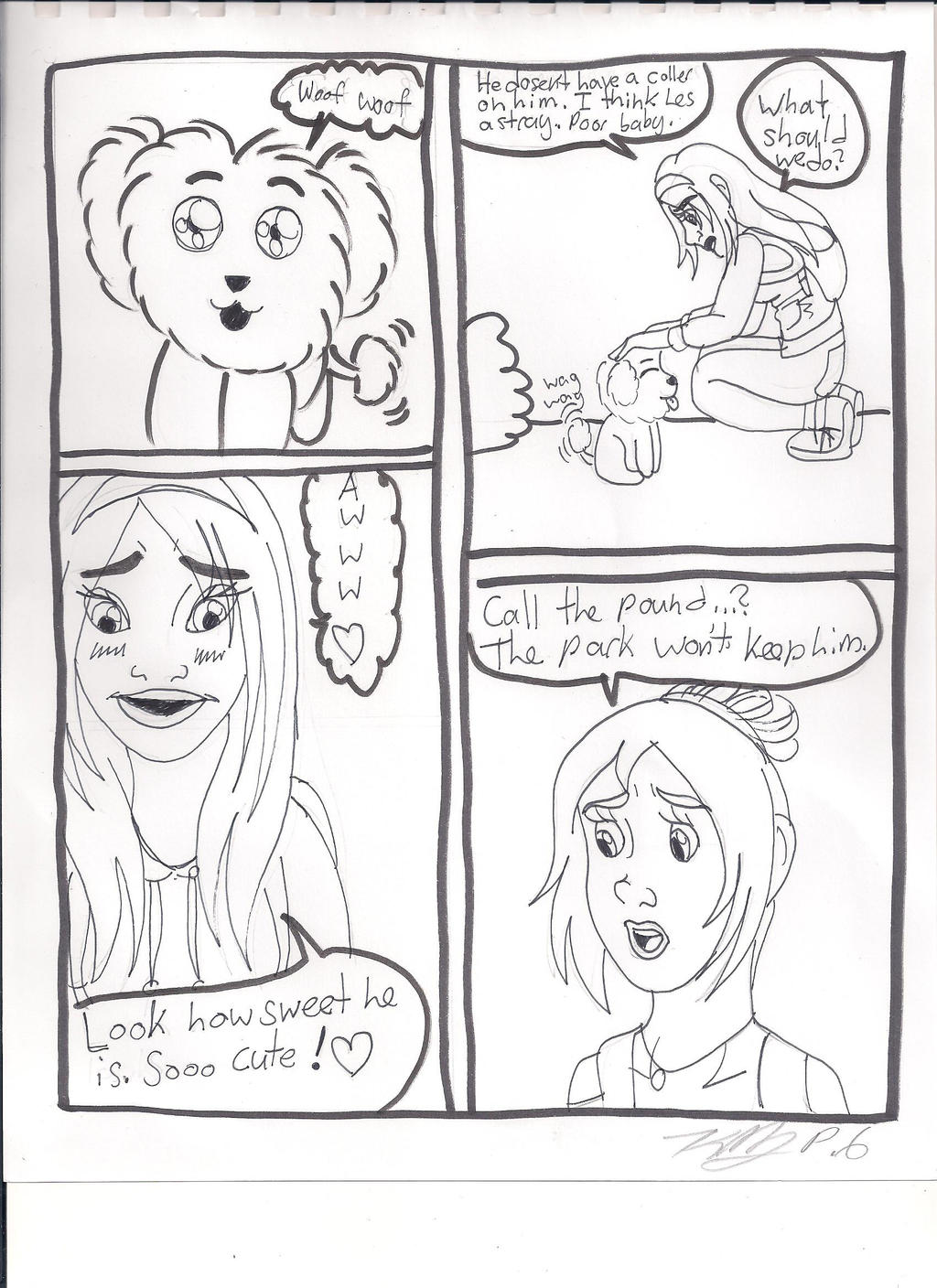 OHJ chapter 5 p6 by Bella-Who-1