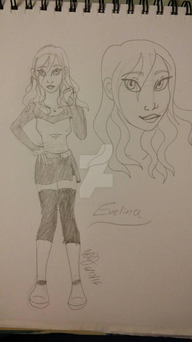 Evelina by Bella-Who-1