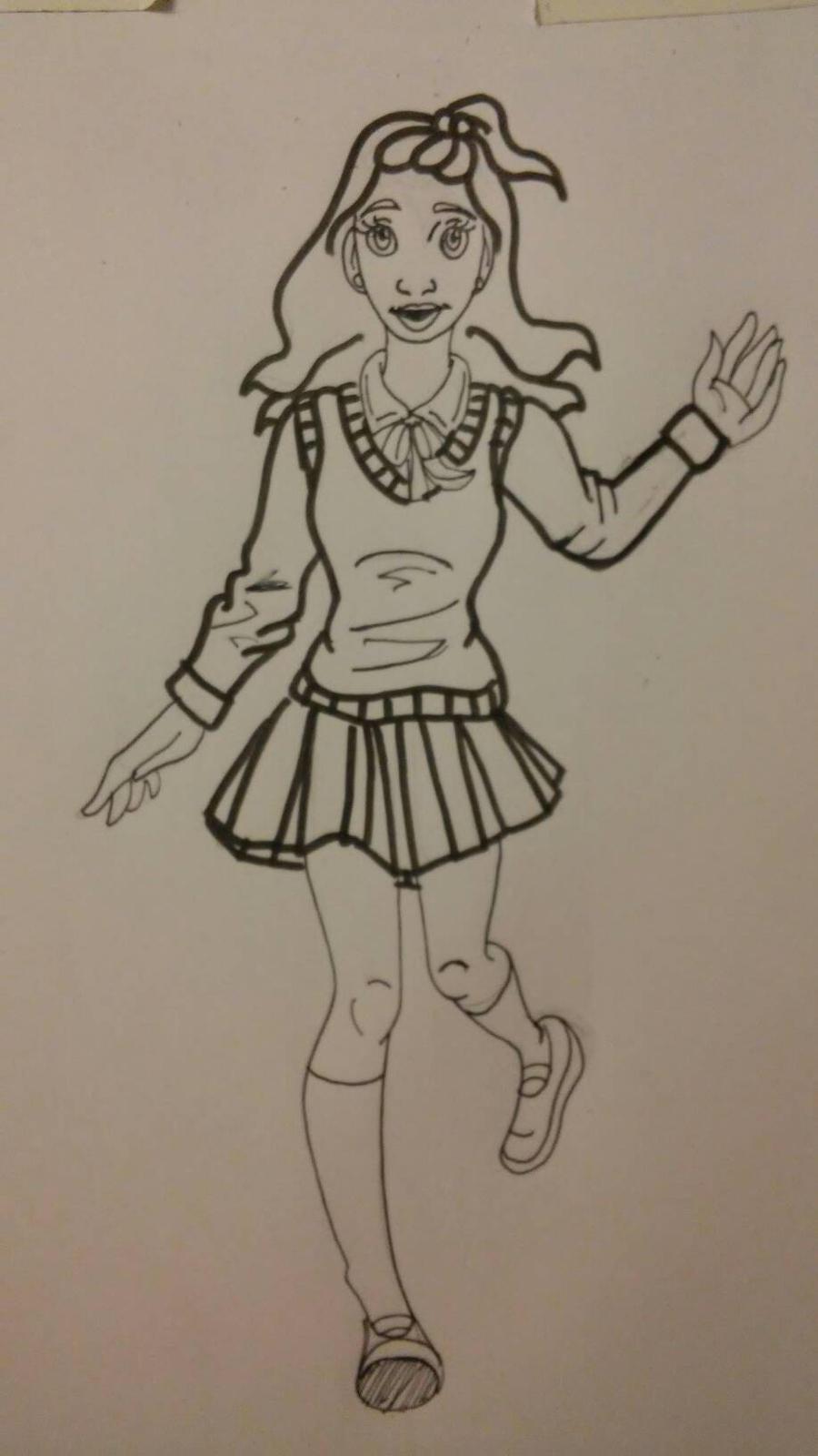 school uniform update by Bella-Who-1