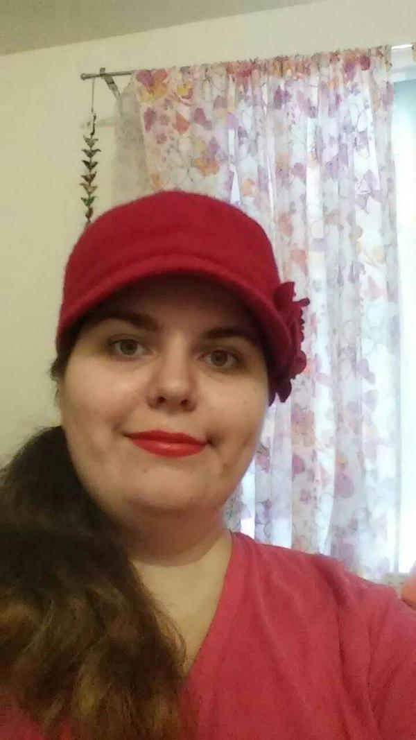 rubyred lipstick by Bella-Who-1